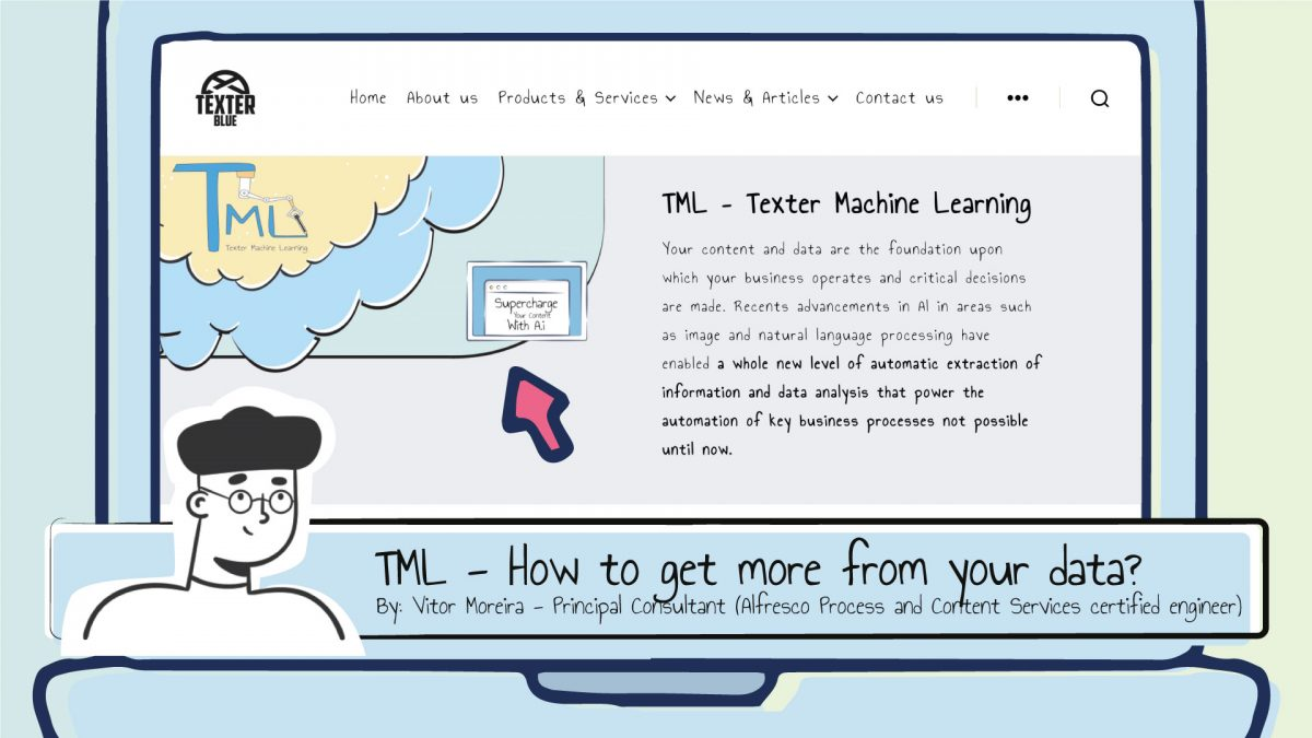 Texter Machine Learning - How to get more from your data?