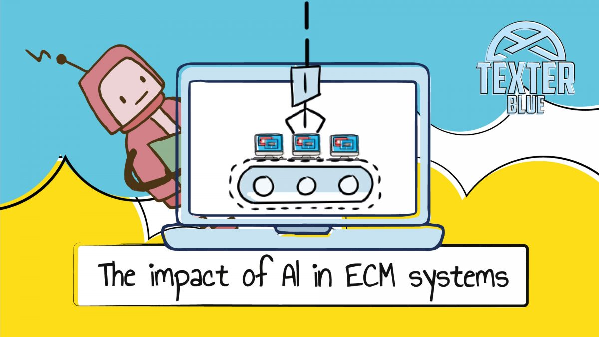 The impact of AI in ECM systems