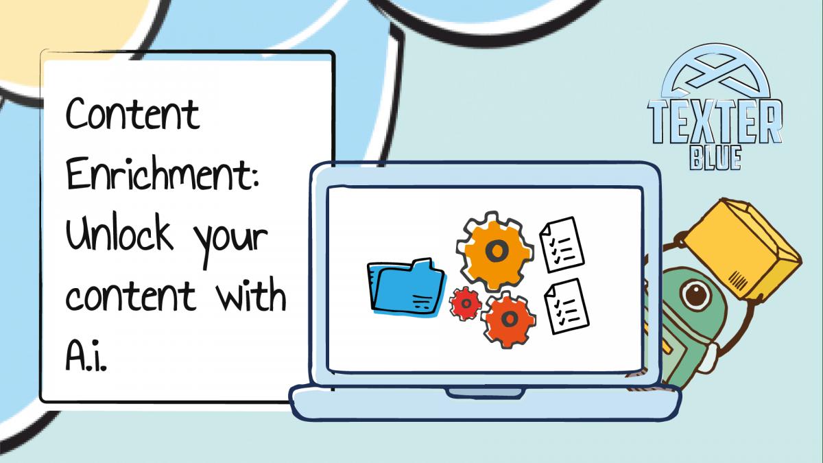 Content Enrichment - Unlock your unstructured content with AI