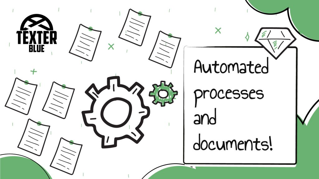 Automated processes and documents