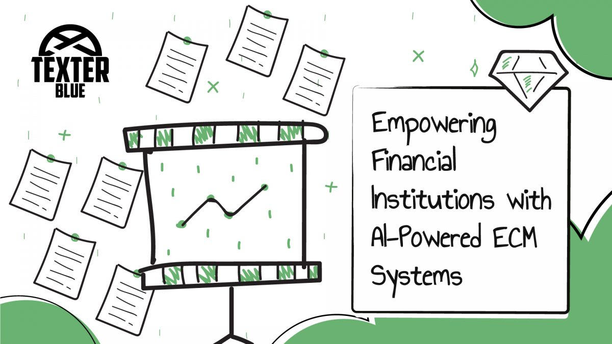 Empowering Financial Institutions with Enterprise Content Management Systems