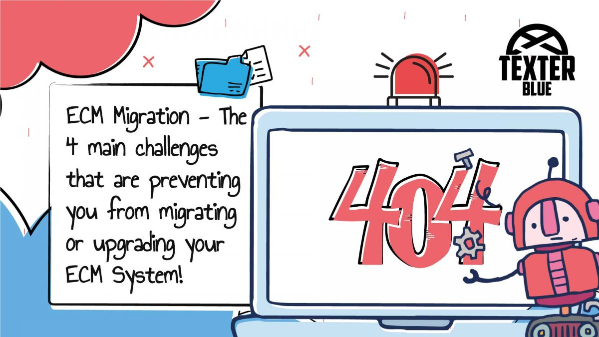 ECM Migration - What's blocking your upgrade?