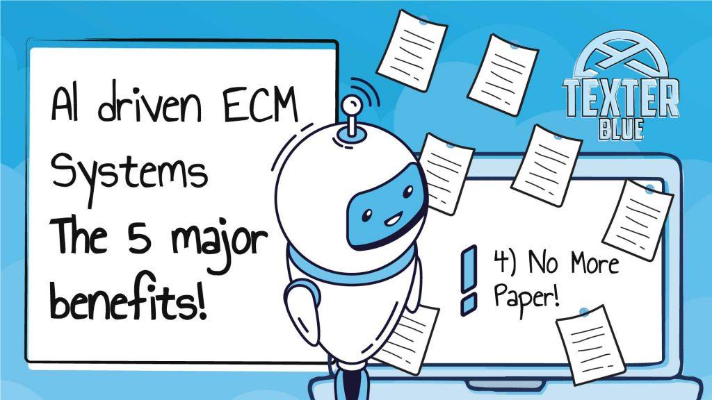 No more paper!